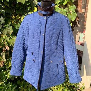 JONES NEW YORK Quilted Jacket, XL